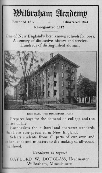 Suburban Directory Ads 1928 18