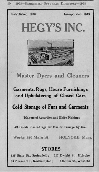Suburban Directory Ads 1928 10