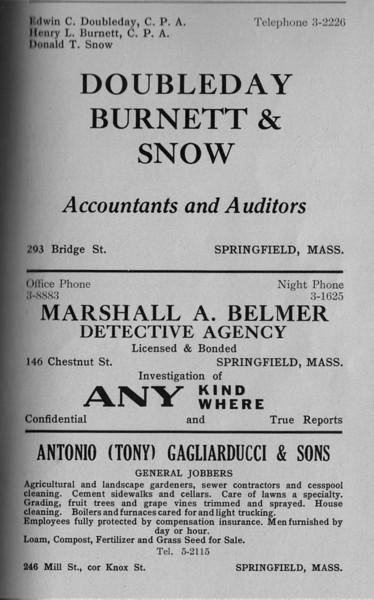 Suburban Directory Ads 1928 19