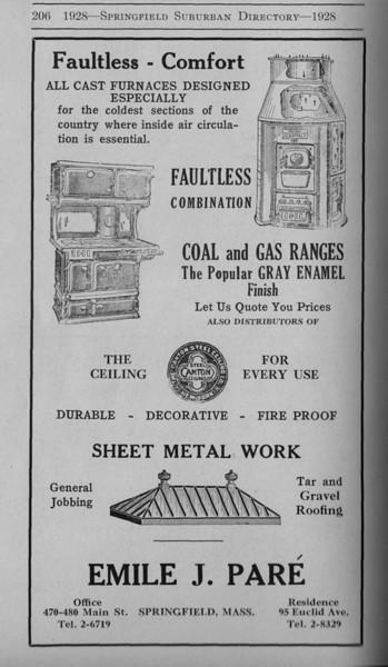 Suburban Directory Ads 1928 24