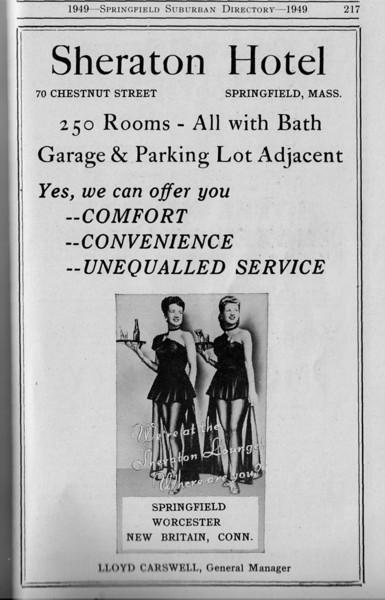 Suburban Directory Ads 1949 21