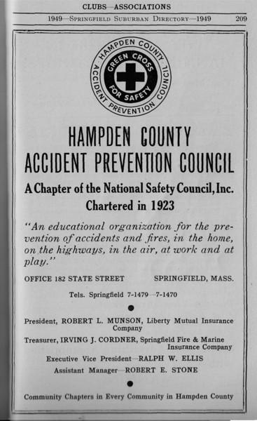 Suburban Directory Ads 1949 14