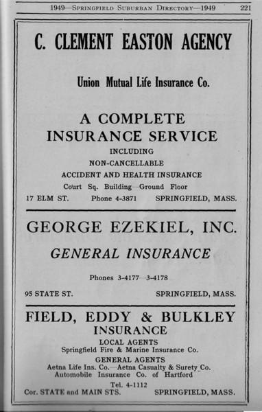 Suburban Directory Ads 1949 26