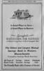 Suburban Directory Ads 1949 02