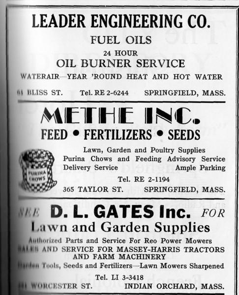 Suburban Directory 1958 1lp