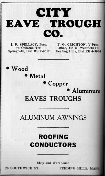 Suburban Directory 1958 1mi