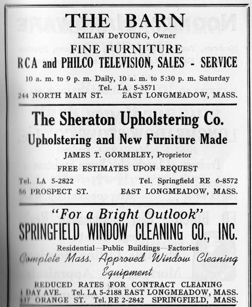 Suburban Directory 1958 1ld