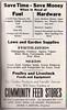 Suburban Directory 1958 1le