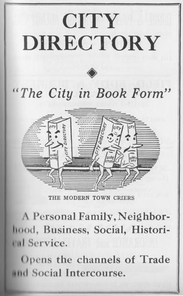 Suburban Directory 1958 1my
