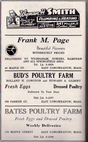 Suburban Directory 1958 md