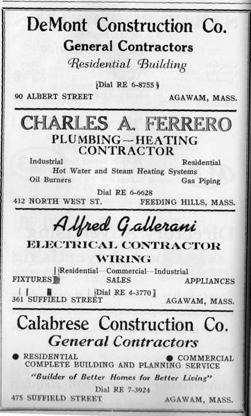 Suburban Directory 1958 1ms