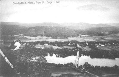 Sunderland From Mt Sugarloaf 1