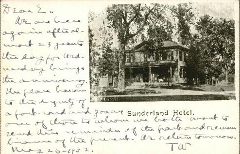 Sunderland 1902 Sunderland Hotel