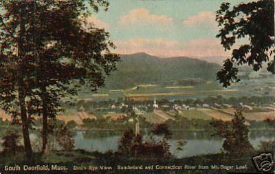 Sunderland View from Mt Sugarloaf