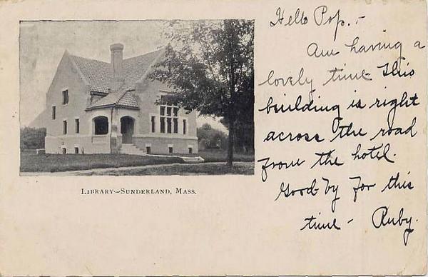 Sunderland 1902 Library