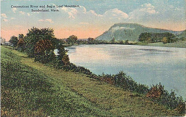 Sunderland Conn River and Sugarloaf