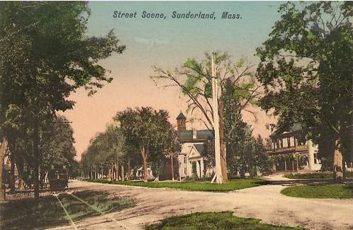 Sunderland Street Scene