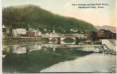 Sunderland Deerfield River Bridge