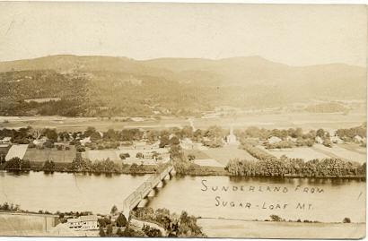 Sunderland From Sugarloaf 1911 R P