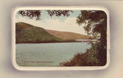 Sunderland River View