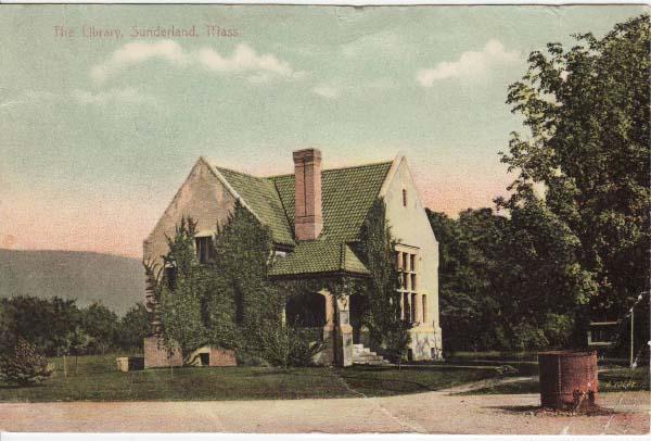 Sunderland Library 1907