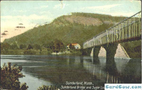 Sunderland Bridge & Mt