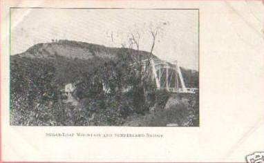 Sunderland Sugarloaf Mountain
