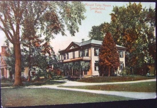 Sunderland Mt Toby House 1907