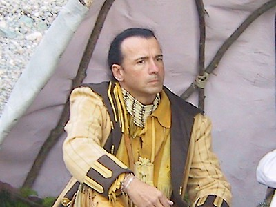 CHKOUDUN (Maliseet Chief)