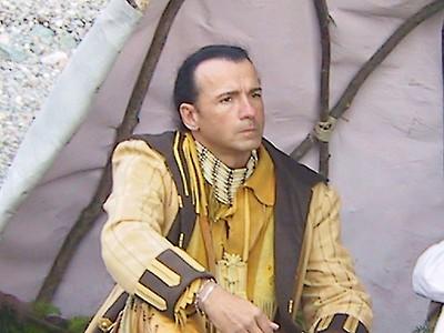 CHKOUDUN (Maliseet Chief)
