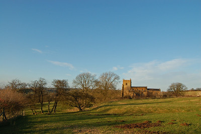 "THE CHURCH OF ALL SAINTS, ""THE RAMBLER'S CHURCH"", WALESBY"
