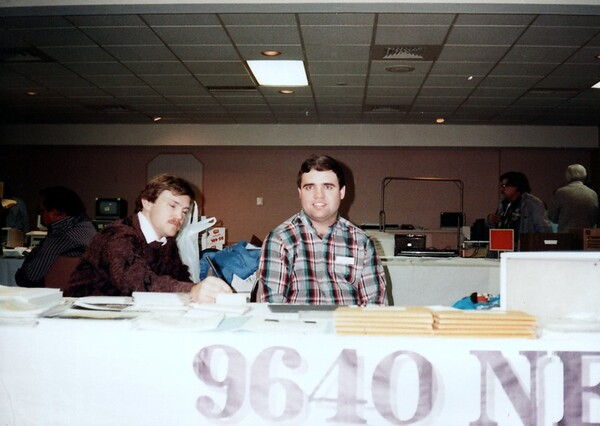 Mac Swope and Gary Co