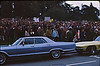 3*Fri, Feb 21, 1969<br /> *People: crowd<br /> Subject: <br /> *Place: west lawn<br /> Activity: twlf<br /> Comments: facing administrators across street