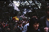 3*Fri, Feb 21, 1969<br /> *People: huge march<br /> Subject: shortcut thru bushes<br /> *Place: west end of campus, near Edwards Field<br /> Activity: twlf<br /> Comments: toward downtown Berkeley, where 100s of bewildered shoppers arrested.