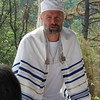 Tabernacle priest re-enactor. Christ of the Ozarks.