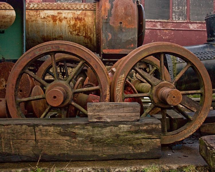 Tanfield Steam Railway