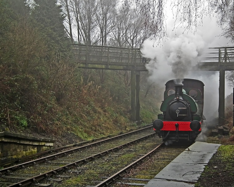 Tanfield Steam Railway