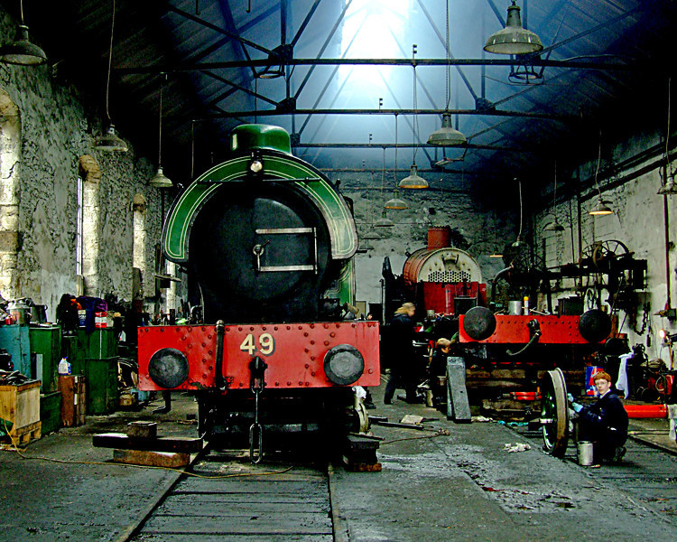 Tanfield Railway, Co. Durham