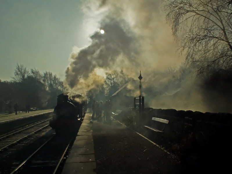 Tanfield Steam Railway, Stanley, Co. Durham
