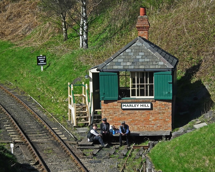 Tanfield Railway May 2013