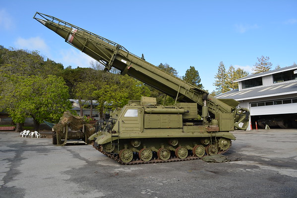 Jacques Littlefield Tank Museum (gone)