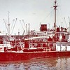 Power Scow For Alaska Pic Taken 1950's