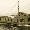 U S Army B S P 789 Sea Trials Seattle World War II  Power Scow