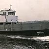 Finback Built 1949 Seattle  Alaska Packers Richard Newby  Frank Anderson Pic Taken Sea Trials