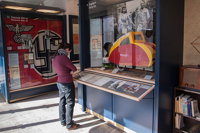 The Museum of Danish Resistance 1940-1945. Photo: Martin Bager