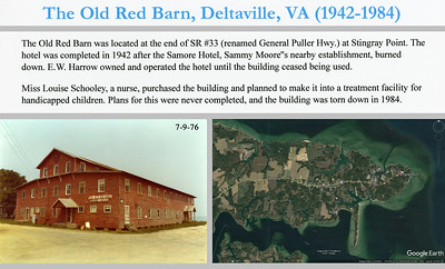 The Old Red Barn info 002A copy