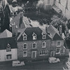 Taken around 1966 an overhead shot of The Red House