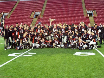 The second best football game - My Midgets - City Champs!