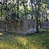 24 Tabby slave house ruin in the Thicket in McIntosh County, Georgia
