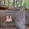 12 Slave Quarters and Distillery and Two Secondary Buildings or Sugar Mill ruins in the Thicket in McIntosh County, Georgia Carnochan Area